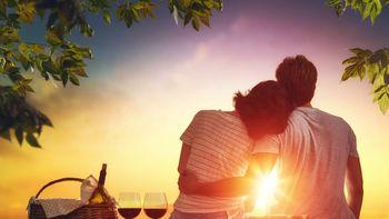 Romantisches Sommerfeeling