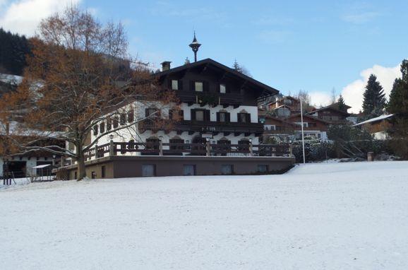 Winter, Hinterauhof in Leogang, Salzburg, Salzburg, Österreich