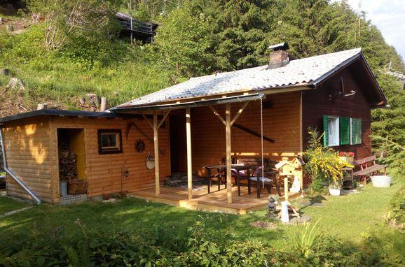 Bärbels Panoramahütte, Summer