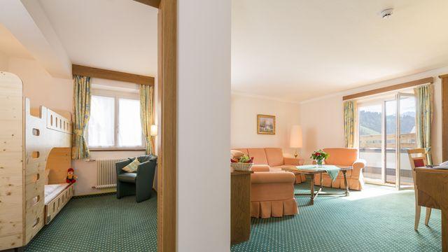 "Appartement ""groß"" | 45 qm - 3-Raum"