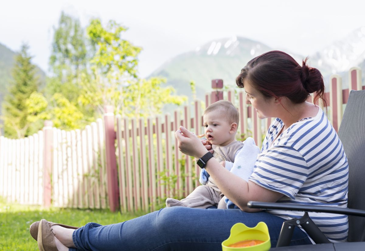 Baby-Sommertraum