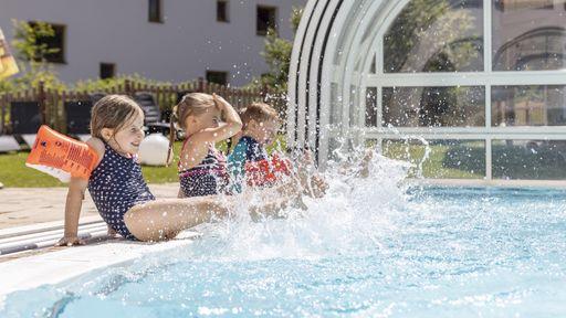 Familotel Kaiserhof Schwimmbad
