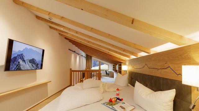 "Alpen-Suite ""groß"" | 75 qm - 3-Raum"