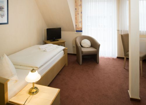 biohotel melter einzelzimmer (1/1) - Bio-Hotel Melter