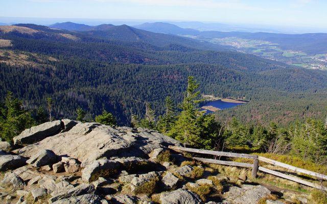 die BIO Sportpension: Bayerischer Wald