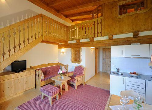 Suite gallery | Organic country hotel garni (1/3) - Naturresort Gerbehof