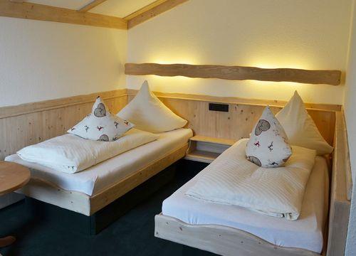 Twin room | pension (1/1) - Naturresort Gerbehof