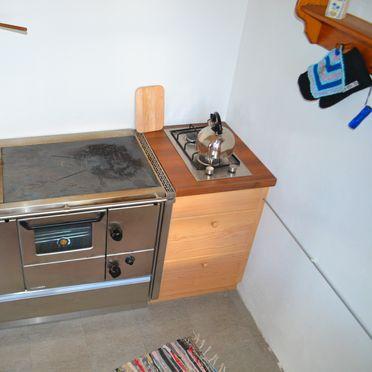 Lärchenhütte , Küche