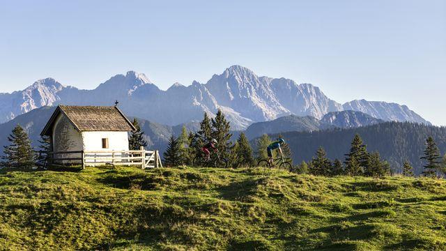 Ab in die Berge nach Leogang!