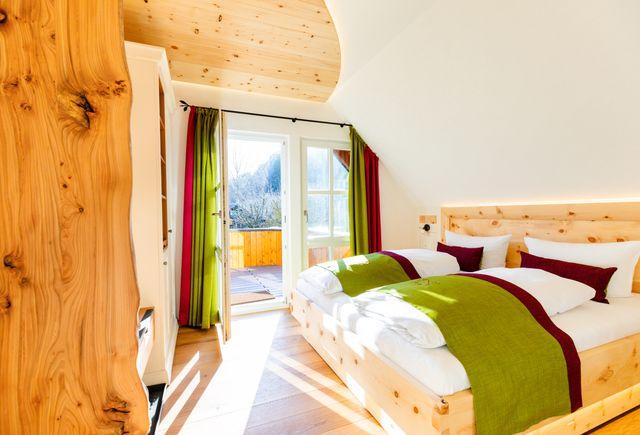 Hessenmühle in Großenlüder-Kleinlüder: Landhauszimmer mit Balkon  (Last Minute)