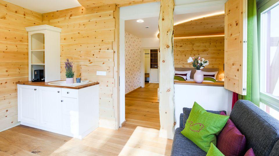 Landhaus-Appartement