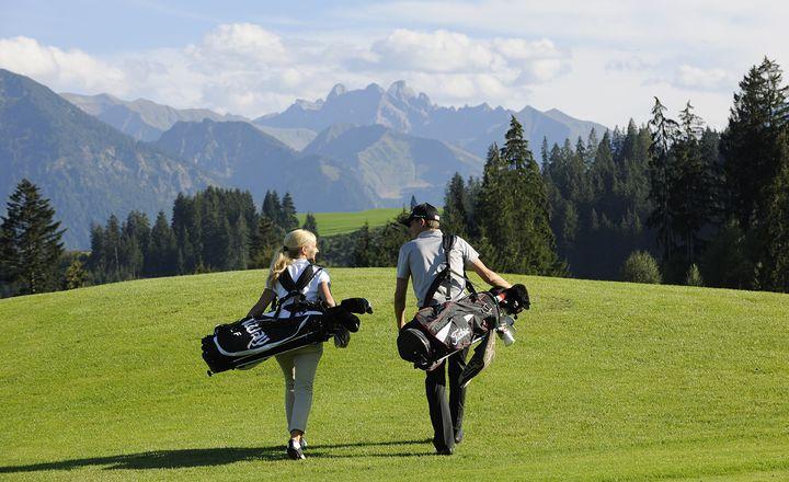 Golf & Genuss /  3 ÜN incl. Verwöhnpension