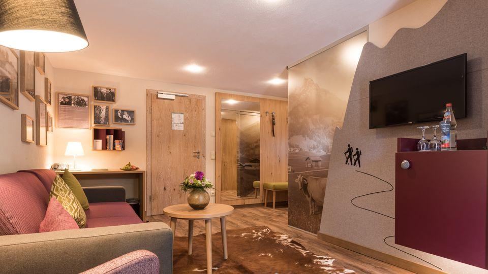 Kluftinger Suite - Waldseite