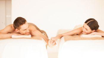Paarmassage für den ganzen Körper