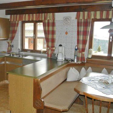 Bauernhaus Hollersbach , Große Küche im EG