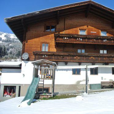 Winter, Bauernhaus Hollersbach , Hollersbach, Salzburg, Salzburg, Österreich