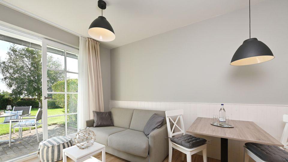 Standard-Apartment Landseite