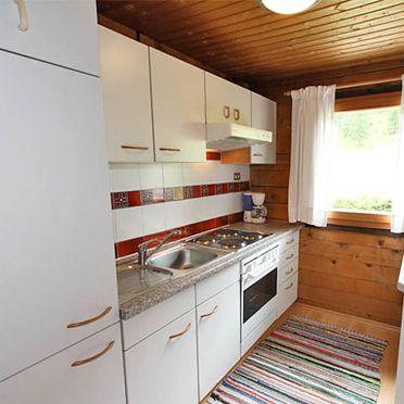 Ausserhof Hütte, Küche