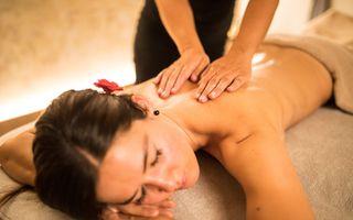 Kombi – Teilmassage und Fußmassage der Reflexzonen