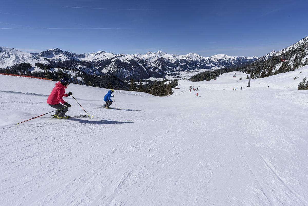 Stressfrei Skifahren
