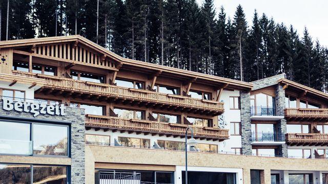 Natur & Biohotel Bergzeit