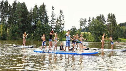 Genießen sie Ihre freie Zeit im AIGO Familienhotel & Sportresort.