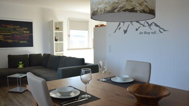 Residenz am Elldus Resort:  Wohnung 7 | 70 qm - 3-Raum