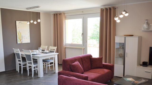 Residenz am Elldus Resort:  Wohnung 3 | 70 qm - 3-Raum