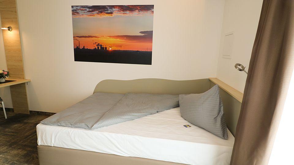 Komfort Grandlit Einzelzimmer