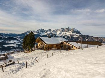 Steinbergalm - Tirol - Österreich