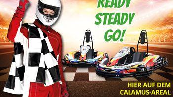 Kindergeburtstagspaket in der Elektro-Kart Sportsbar