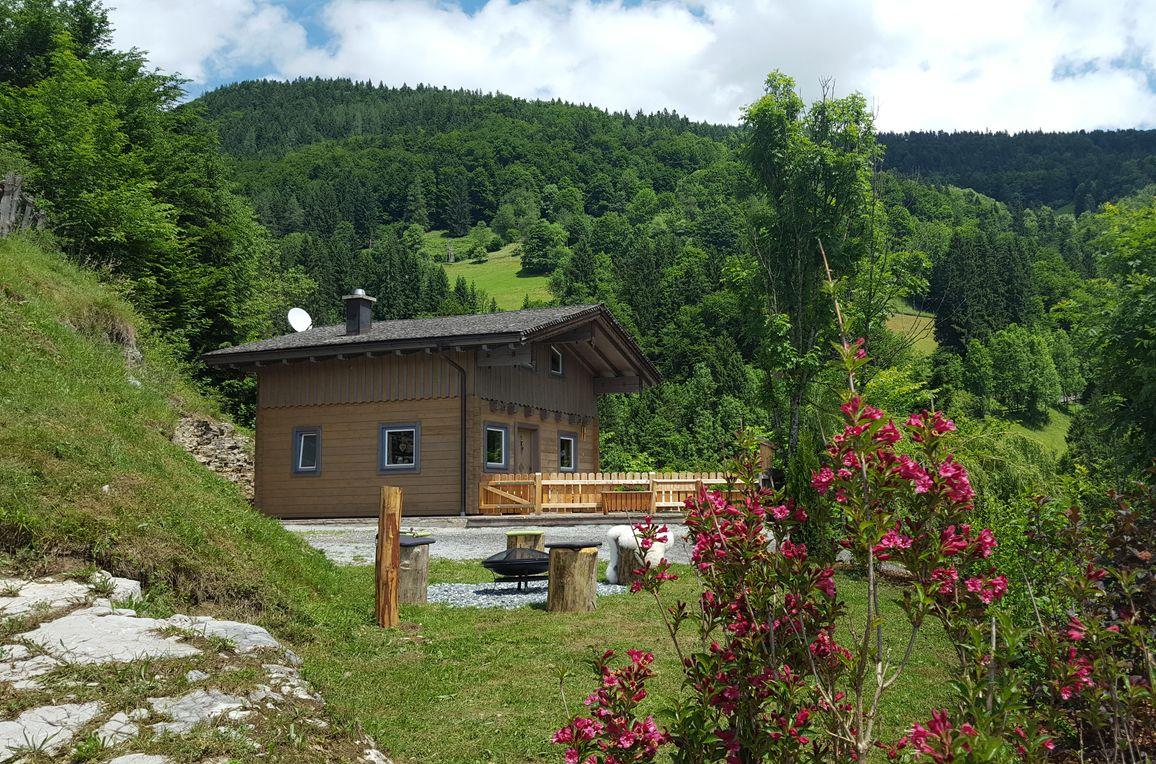 Rengerberg Hütte, Sommer