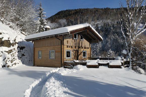 Winter, Rengerberg Hütte, Bad Vigaun, Salzburg, Salzburg, Österreich