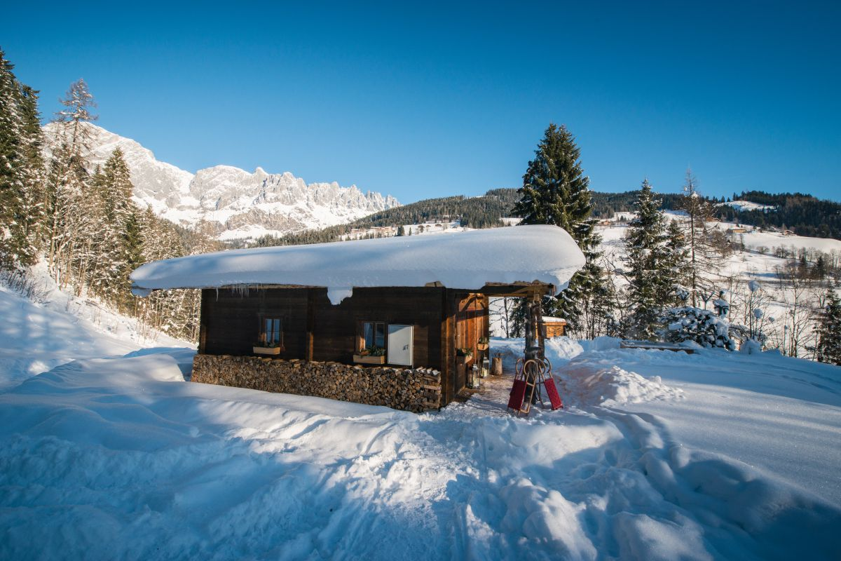 Meine kleine Alm - Almhütten und Chalets in den Alpen