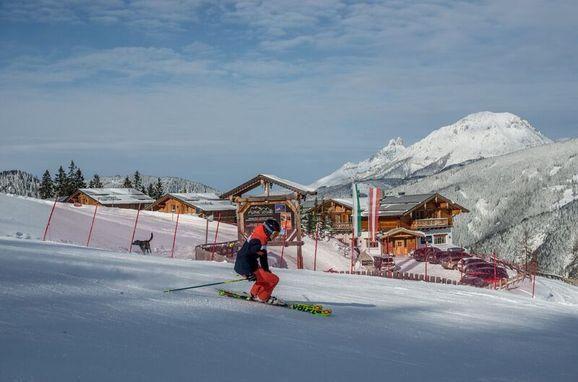 Winter, Alpine Lodge App. I, Pichl , Steiermark, Steiermark, Österreich