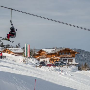 Winter, Alpine Lodge App. II in Pichl , Steiermark, Styria , Austria