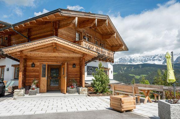 Summer, Alpine Lodge App. II, Pichl , Steiermark, Styria , Austria