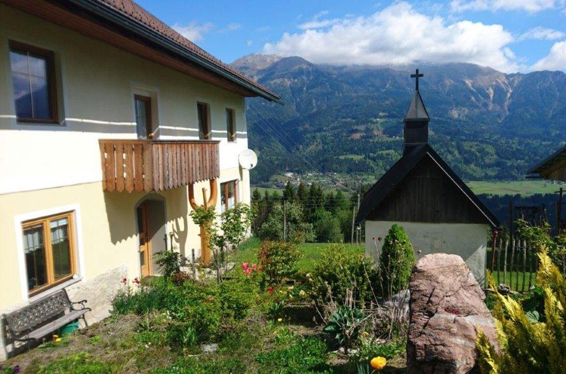 Almhaus Kronhof - Chalet Alpin, Sommer