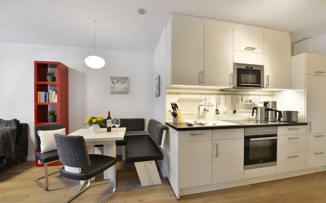 Essbereich, Küche