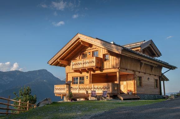 Sommer, Prenner Alm in Haus im Ennstal, Steiermark, Steiermark, Österreich