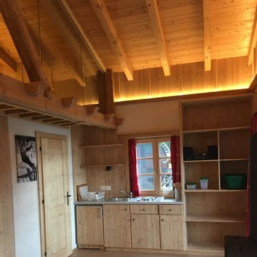 Chalet Friedenalm, kitchen