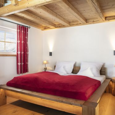 Bedroom, Chalet Friedenalm in Pill, Tirol, Tyrol, Austria