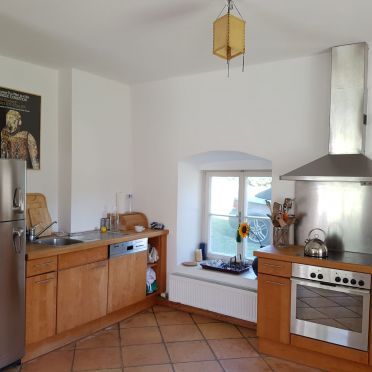 Landhaus Kuessen, Küche