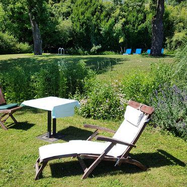 Landhaus Kuessen, Sommer