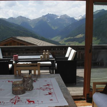 Schauinstal Hütte 1, Wohnstube/Terrasse
