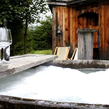 Schauinstal Hütte 1, Sauna und Hot Pot