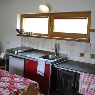 Schauinstal Hütte 2, Wohnstube und Kochecke