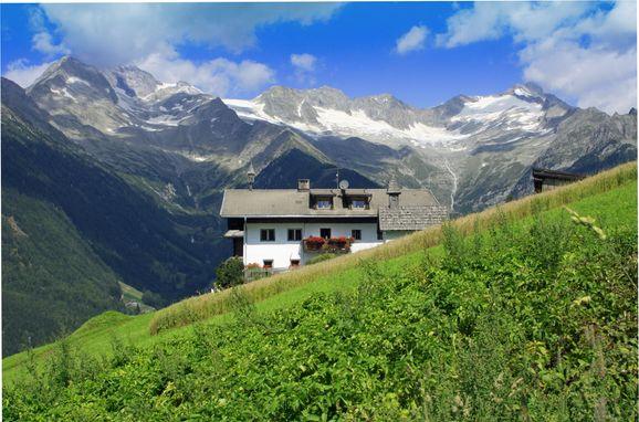 Sommer, Schauinstal Appartement, Luttach, Südtirol, Trentino-Südtirol, Italien