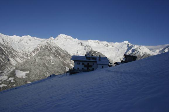 Winter, Schauinstal Appartement in Luttach, Südtirol, Trentino-Südtirol, Italien