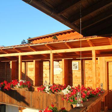 Balkon, Schauinstal Appartement, Luttach, Südtirol, Trentino-Südtirol, Italien